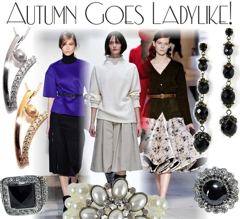 Autumn Goes Ladylike!