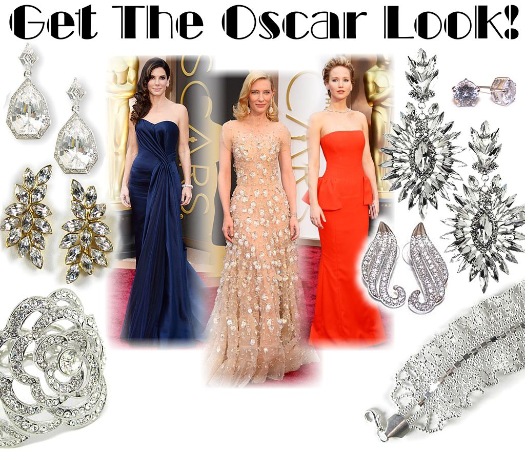 Get The Oscar Look!