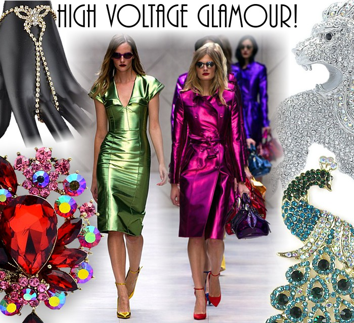 High Voltage Glamour!