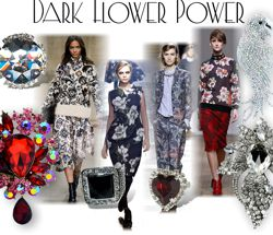 Dark Flower Power