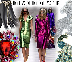 High Voltage Glamour
