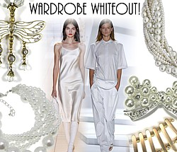 Wardrobe Whiteout