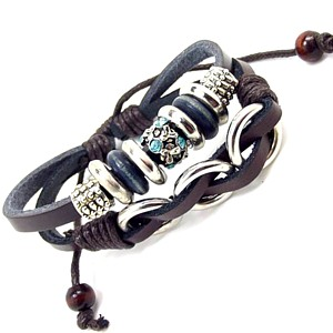 Cloud Nine Mens Surfer Bracelet