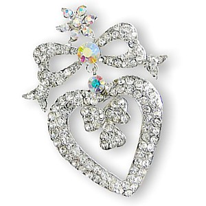True Love Brooch
