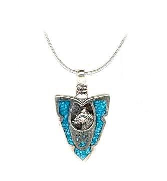Arrowhead pendant native american neckwear arrowhead pendant aloadofball Images