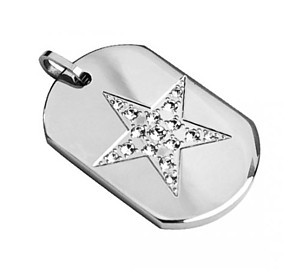Astra Dogtag Pendant