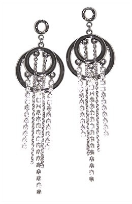 Chains of Command Earrings
