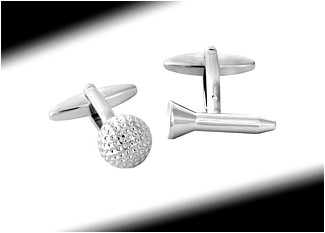 Fore Play Cuff Links