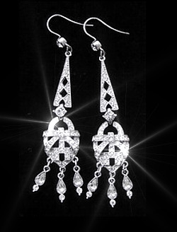 Deco Deluxe Earrings
