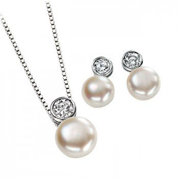 Freshwater Pearl Solo Set
