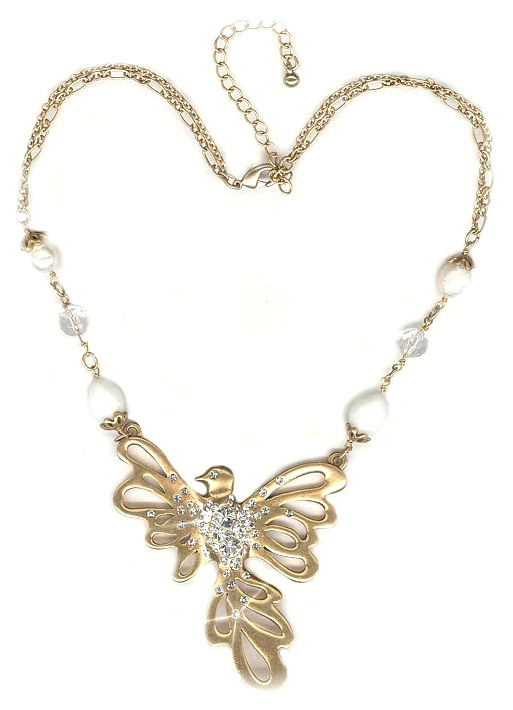 Dove of Peace Necklace