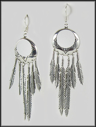 Los Alamos Earrings