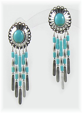 Navajo Princess Earrings