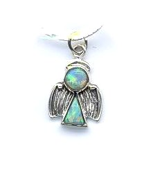 Navajo Teen Angel Pendant