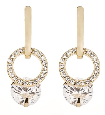 Panache Clip Earrings