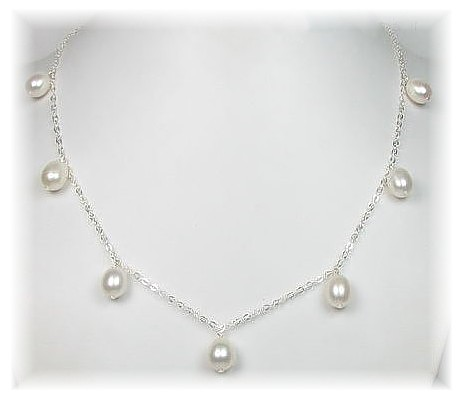 Pearl Sylph Necklace