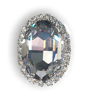 Swarovski Crystal Oval Ring 71c9db3e50