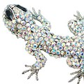 Gordon Gecko Brooch