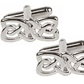 Cut Out Celtic Knot Cufflinks