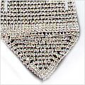 Diamante Dandy Tie