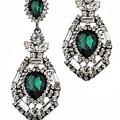 Forever Emerald Earrings
