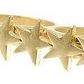 Gold Stars Knuckle Duster