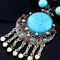 Mexicana Blue Necklace