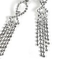Odeon Long Drop Earrings