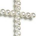 Simply Freshwater Pearl Cross