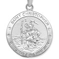 St Christopher Pendant