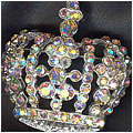 Crown Jewel Brooch/Pendant