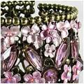 Pink Darling Buds of May Bracelet