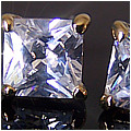 Diamond Princess Earstuds