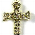El Dorado Cross Necklace