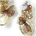 Euphrates Crystal Earrings