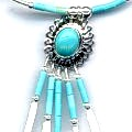 Navajo Shield Necklace