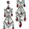 Red Rumba Earrings