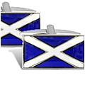 The Saltire Cufflinks