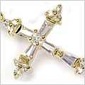 Serephina Brilliantina Cross in Gold
