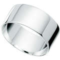Reverie Sterling Silver Band