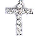 The Little Swarovski Crystal Cross