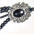 Vintage Vamp Necklace