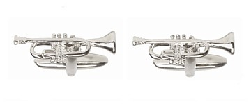 Trumpet Voluntary Cuff Links