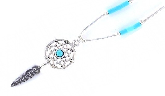 Turquoise Dreamer Necklace