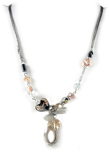 Zambezi Crystal Necklace