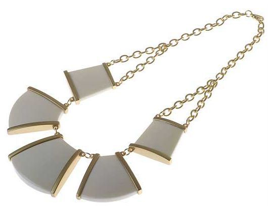 White Peaks Necklace